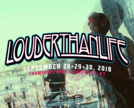 Whiskey, gourmet food, and alt rock legends: Welcome to Louder Than Life