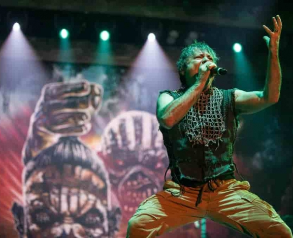 Legendary metal rockers Iron Maiden return to Charlotte for the first time in nearly five years