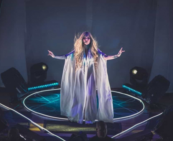 In This Moment Brings The Darkness To Evansville