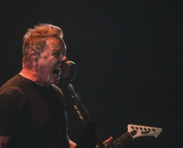 Metallica Gets Hardwired in State College, PA