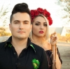 The duo Mitré soars and harmonizes at DTLA's  plush Continental Club