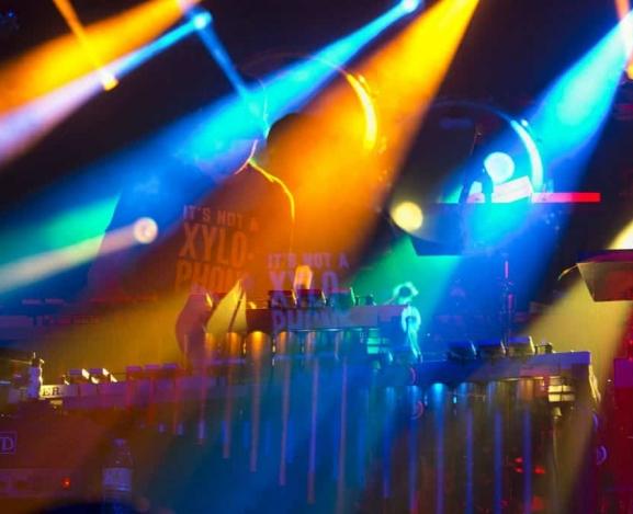 LiveNation Presents: moe. at The Fillmore