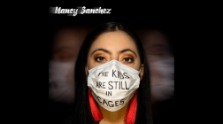 """The Kids Are Still In Cages"" by Nancy Sanchez,  a song of urgent beauty"