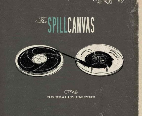 The Spill Canvas celebrate No Really, I'm Fine!