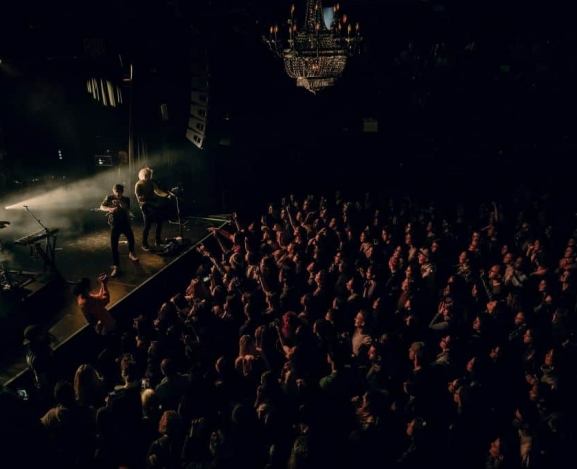 New Politics And New York City Get Lost In Translation At Irving Plaza
