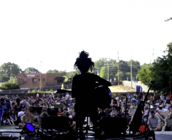 Durham PLAYlist  series heats up with Valerie June