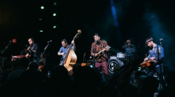 Old Crow Medicine Show Brings a Miracle Elixer to a Sold-Out Crowd at The Ramkat.