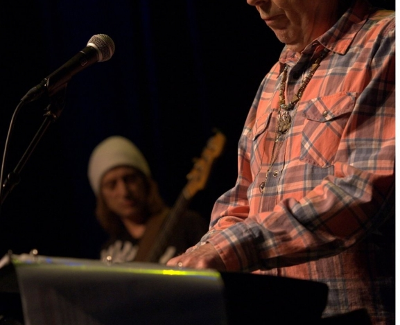 John Mayall brings cool blues to The Rose