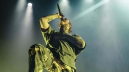 Rockstar Post Malone Plays Charlotte's PNC Music Pavilion