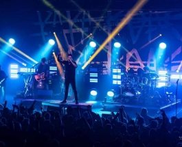 Papa Roach kicks off The Crooked Teeth World Tour in Raleigh