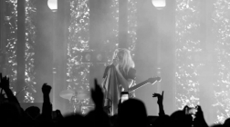 PVRIS bring a beautifully haunting performance to New Jersey