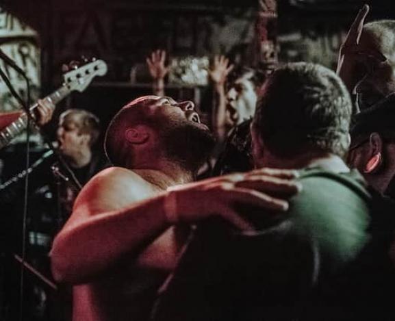 Oldest punk rock club on the East coast presents: Reagan Youth