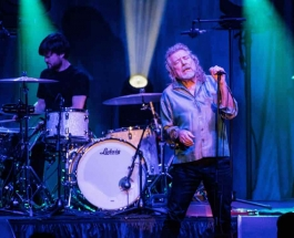 Robert Plant: Blending the New With the Old in Charlotte