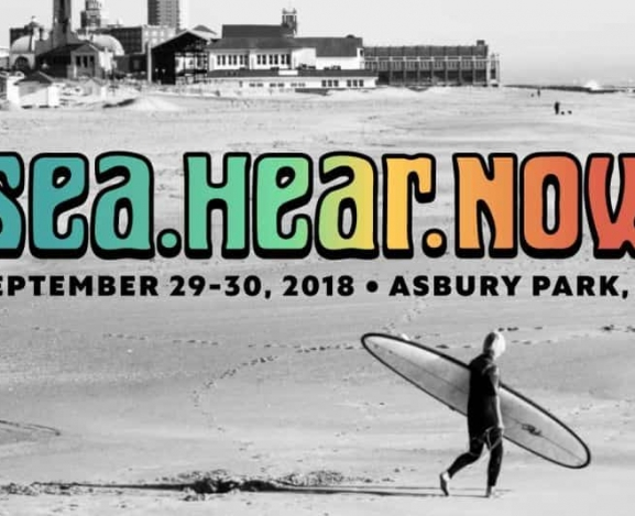 Asbury Park, NJ Welcomes Sea.Hear.Now Festival
