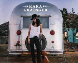 Living with Your Ghost: rocket fuel from a nascent superstar, a.k.a. Kara Grainger