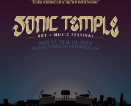 Sonic Temple Art + Music Festival – Must See's!