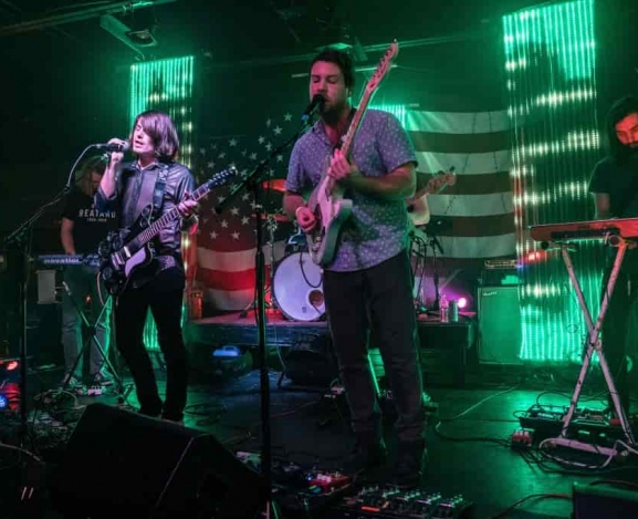 Spaceface Kicks Off Their East Coast Tour at God Save the Queen City Festival in Charlotte