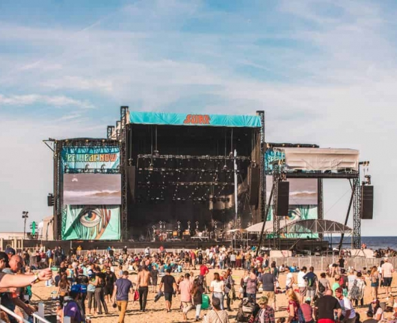 Sea.Hear.Now Festival Announces It's Biggest and Best Line Up Yet