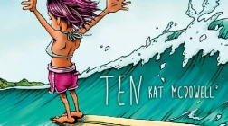 Kat McDowell's new album Ten just makes people happy.