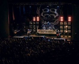 Stone Sour Make Sparks Fly In Pennsylvania
