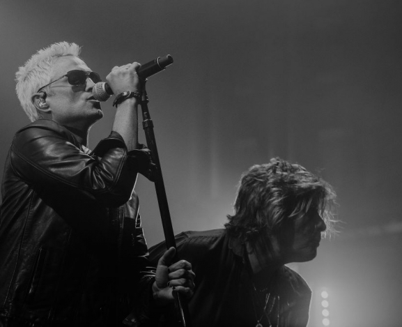 Stone Temple Pilots Pay Homage To Their Legacy at Sherman Theater
