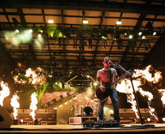 "Godsmack Casts A ""Voodoo"" Spell Over The Queen City"