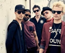 Tour Announcement: Sum 41 Announces 'No Personal Space Tour'