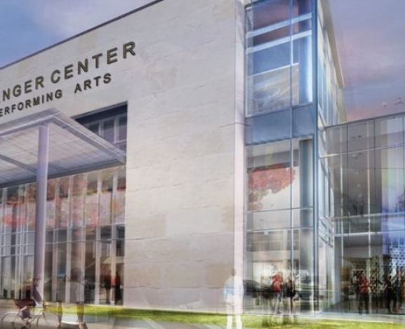 Greensboro's newest addition: Steven Tanger Center of Performing Arts