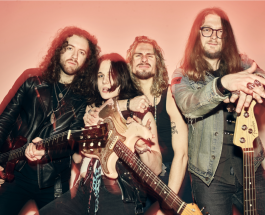 "Tyler Bryant and The Shakedown Release ""Out There"" Music Video"