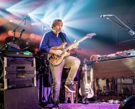 4twon in Charlotte with Trey Anastasio