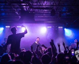 Balance & Composure create chaos at the Underground