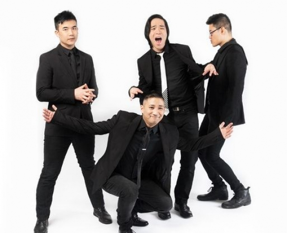 Chinatown Dance Rock and SCOTUS. A conversation with The Slants' Simon Tam