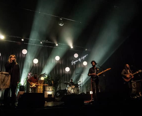 The Head and The Heart bring life to Ovens Auditorium