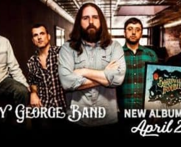 Kenny George Band Living on Borrowed Trouble