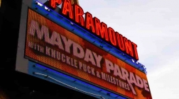 Mayday Parade brings A Lesson In Romantics to NY