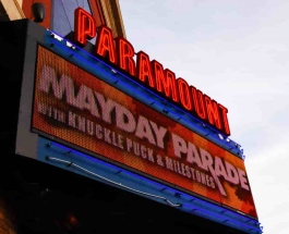 Mayday Parade brings A Lesson In Romantics to NY
