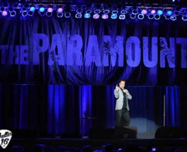 Rob Schneider had NY rolling in their seats at The Paramount