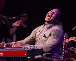 Getting down with Robert Randolph & The Family Band