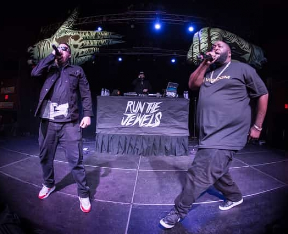 Run the Jewels ran the show