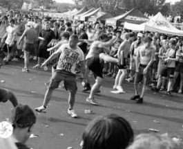 You ready for Warped? Sweating NOT optional