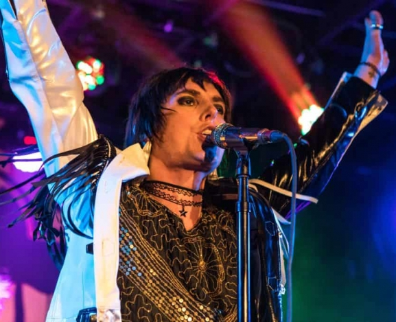 Review: The Struts, Spirit Animal & White Reaper at The Stone Pony