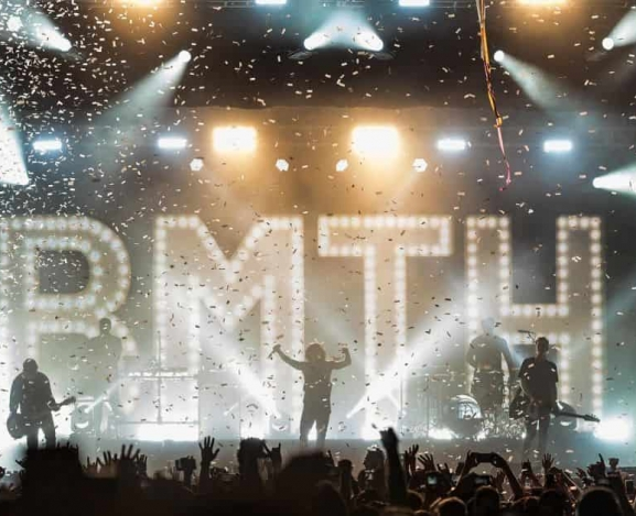 Tour Announcement: Grammy Nominees Bring Me The Horizon Announce Second Base Tour