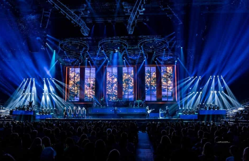 The Show Must Go On: Trans Siberian Orchestra in Greensboro
