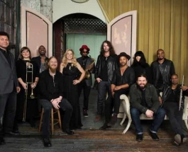 A Sunday Family Picnic with The Tedeschi Trucks Band at CMCUA