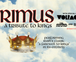 """Primus To Pay Homage To Rush On """"A Tribute To Kings"""" Tour"""