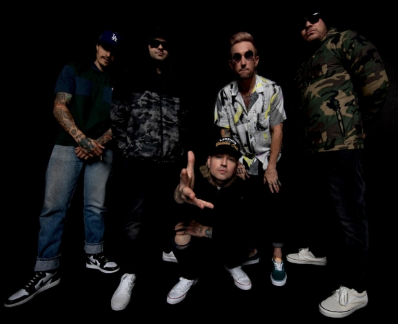 "Journey To The Dark Side With Hollywood Undead and Their Latest Music Video for ""Idol"" Featuring Tech N9ne"
