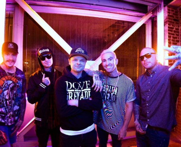 "Hollywood Undead Reminds Us That Everything Will Be OK With Powerful New Single ""Gonna Be OK"""