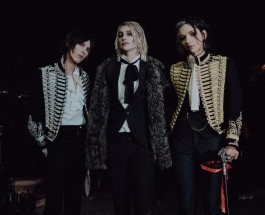 "Palaye Royale Release Cinematic Music Video for ""Tonight Is The Night I Die"" and Long-Awaited Graphic Novel The Bastards: Volume One"