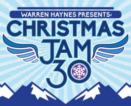 Xmas is coming early to Asheville this year with the 30th annual Christmas Jam