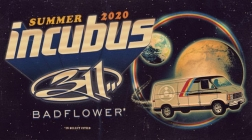 Summer Tour Season Heats Up with Incubus and 311.